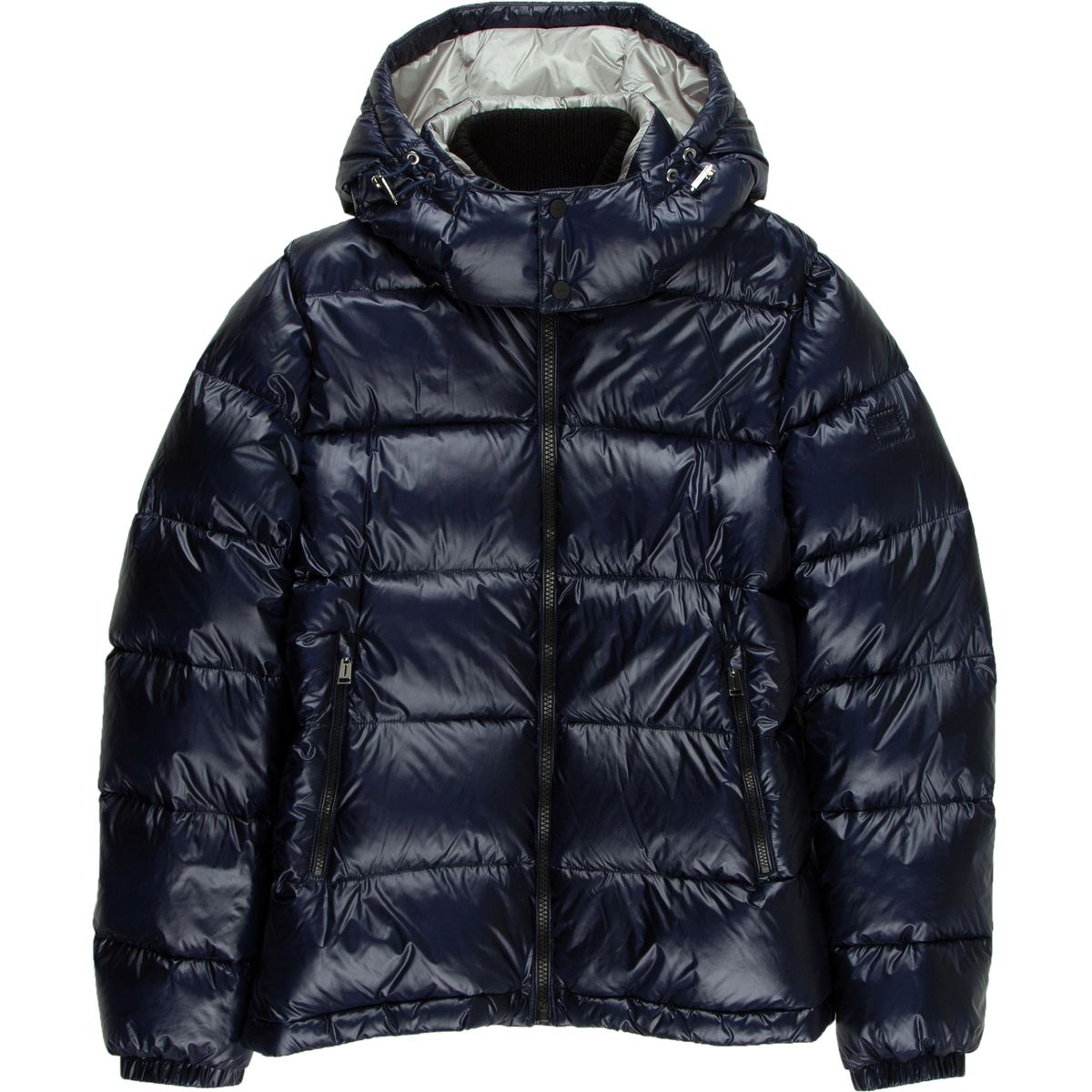 ADD Down Jacket with Removable Hood - Boys