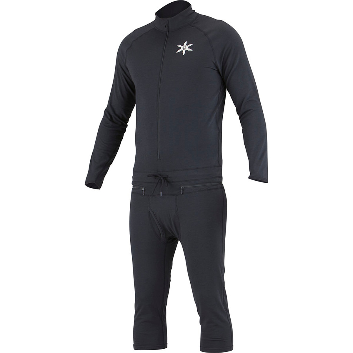 photo: Airblaster Men's Hoodless Ninja Suit