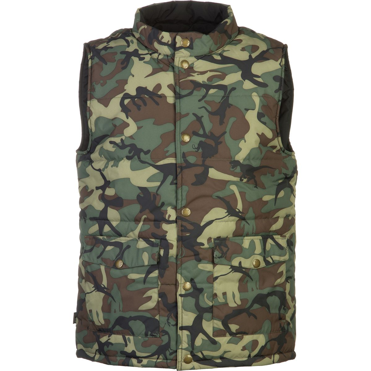 Airblaster Double Puff Vest - Men