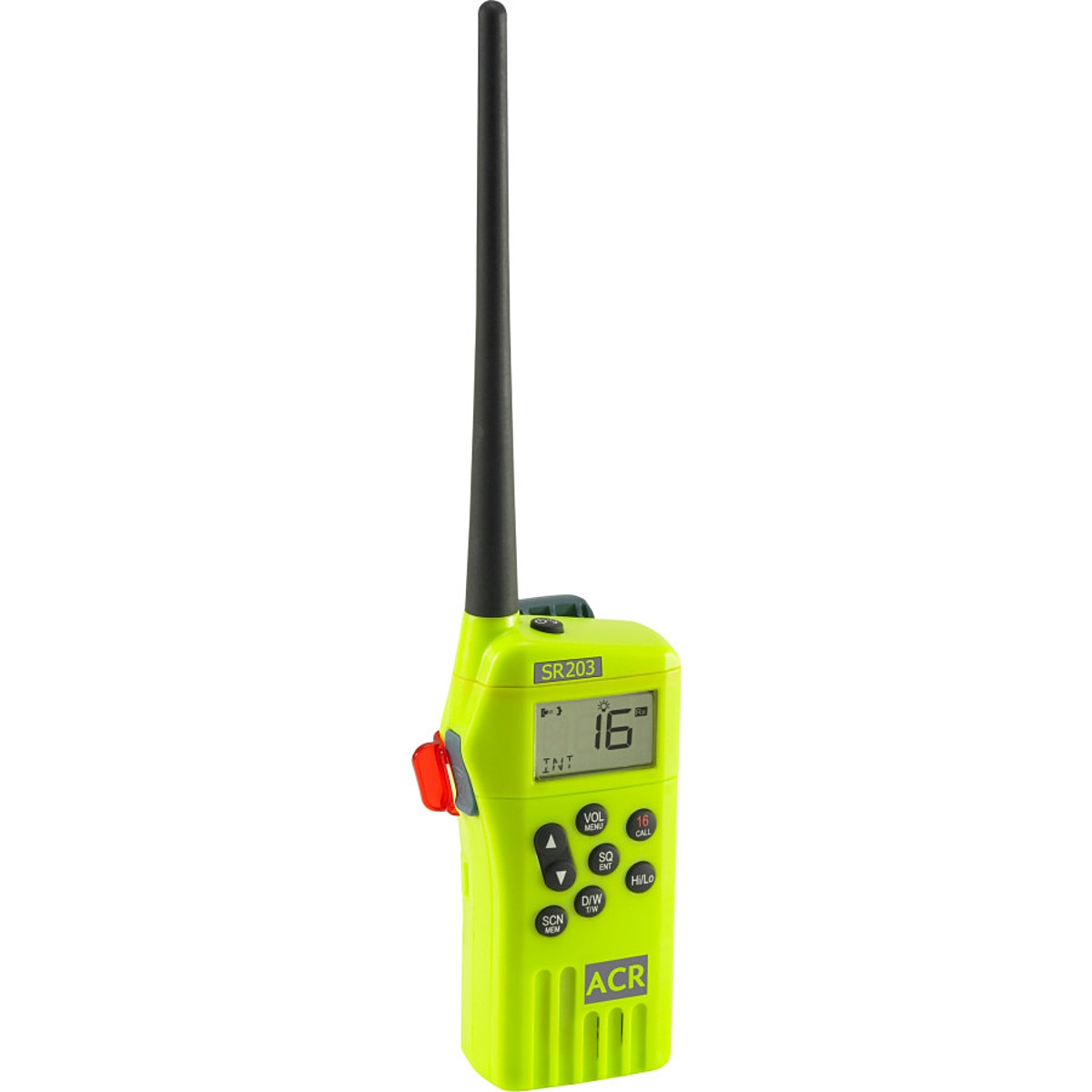 photo: ACR SR203 Survival Radio