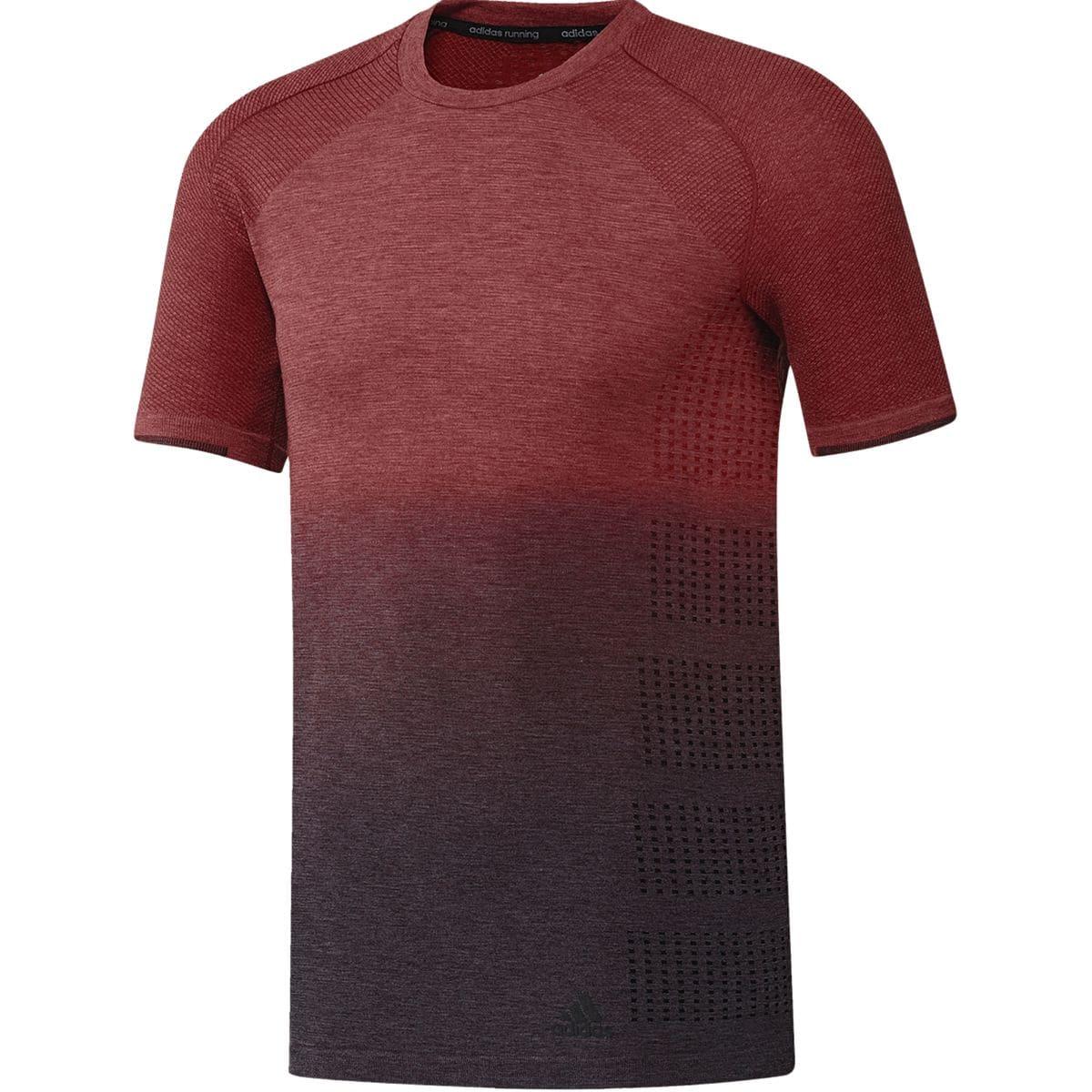 Adidas Primeknit Dip-Dye T-Shirt - Men
