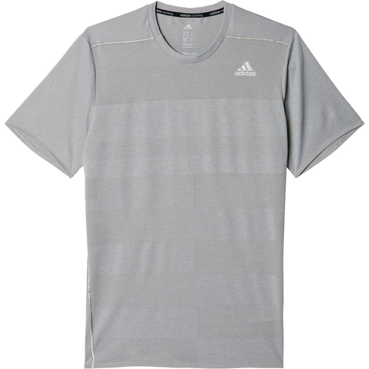 Adidas Supernova Short-Sleeve T-Shirt - Men