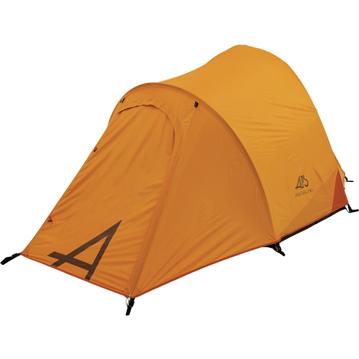 ALPS Mountaineering Tasmanian 3 Tent: 3-Person 4-Season Copper/Rust, One Size