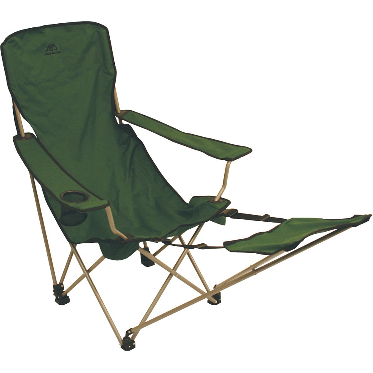 ALPS Mountaineering Kickback Chair Green, One Size