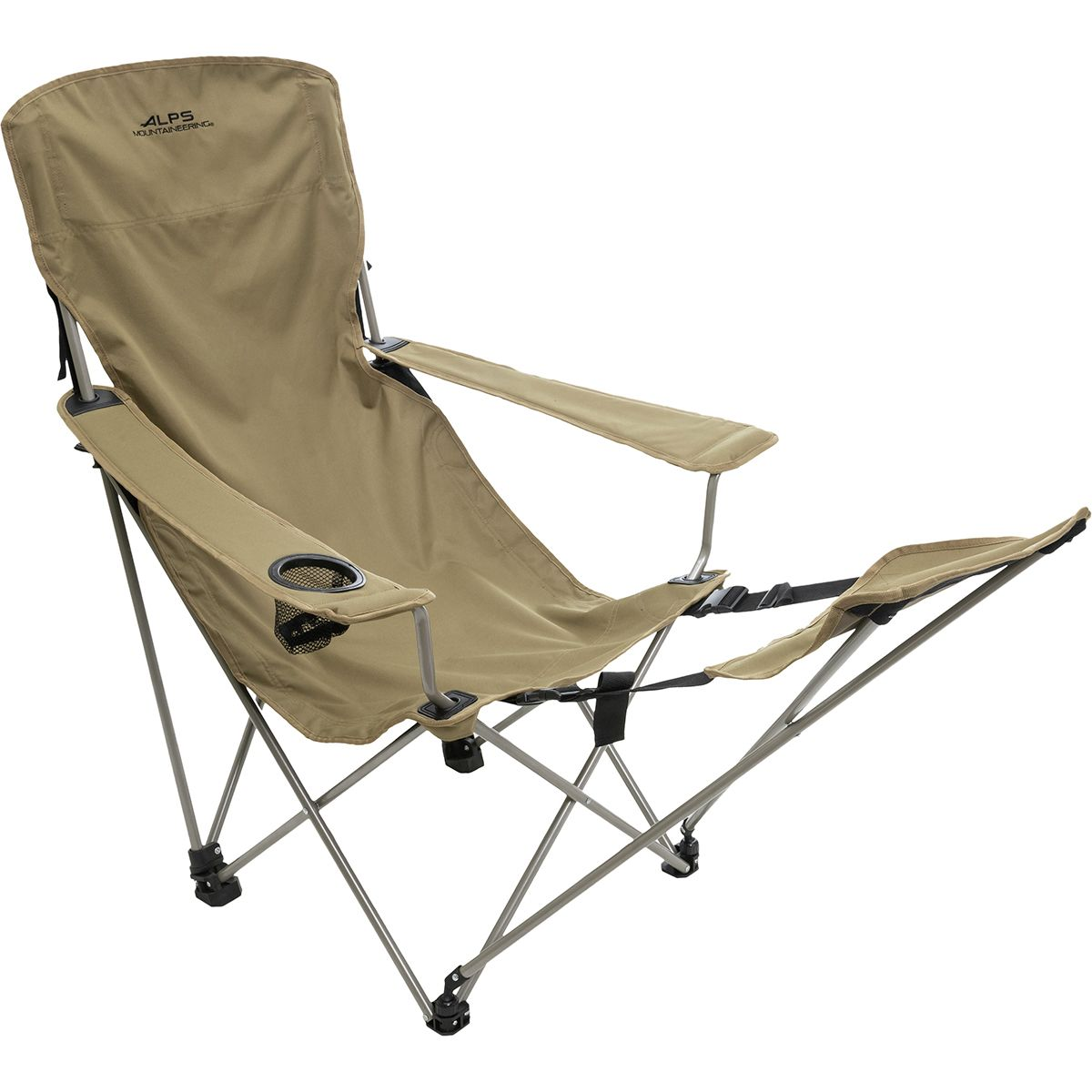 ALPS Mountaineering Kickback Chair Khaki, One Size