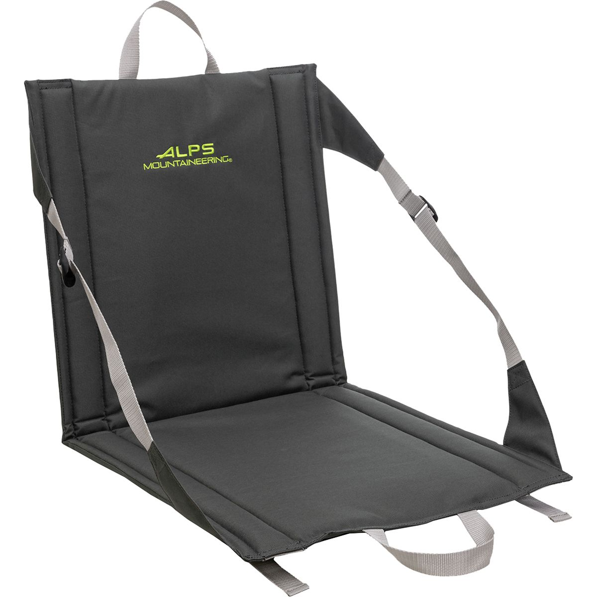 ALPS Mountaineering Weekender Seat Gray, One Size