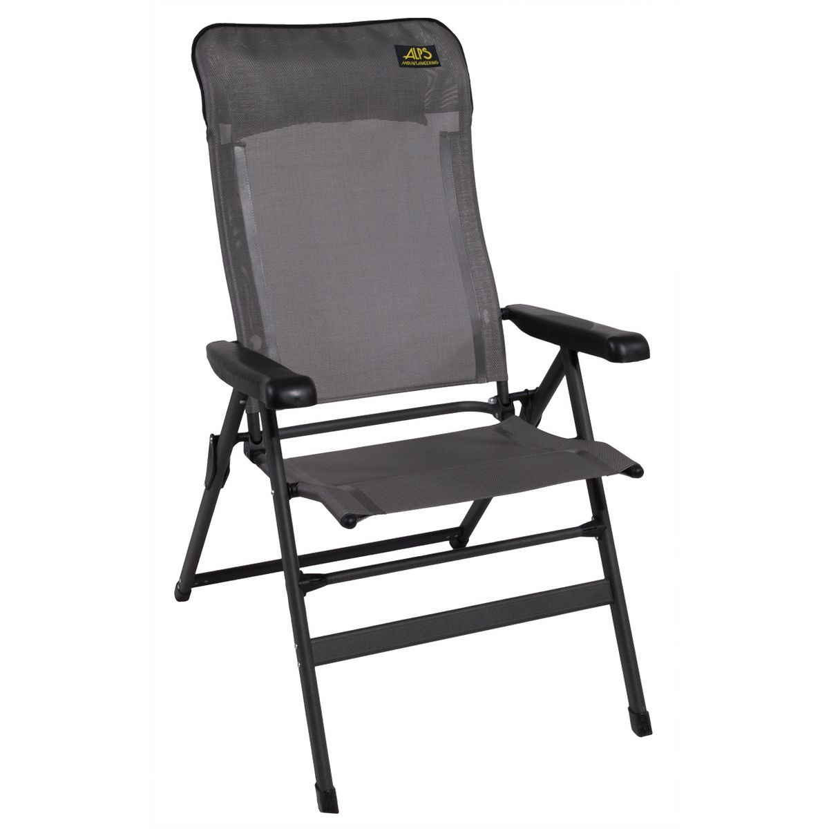 ALPS Mountaineering Ultimate Recliner Charcoal, One Size