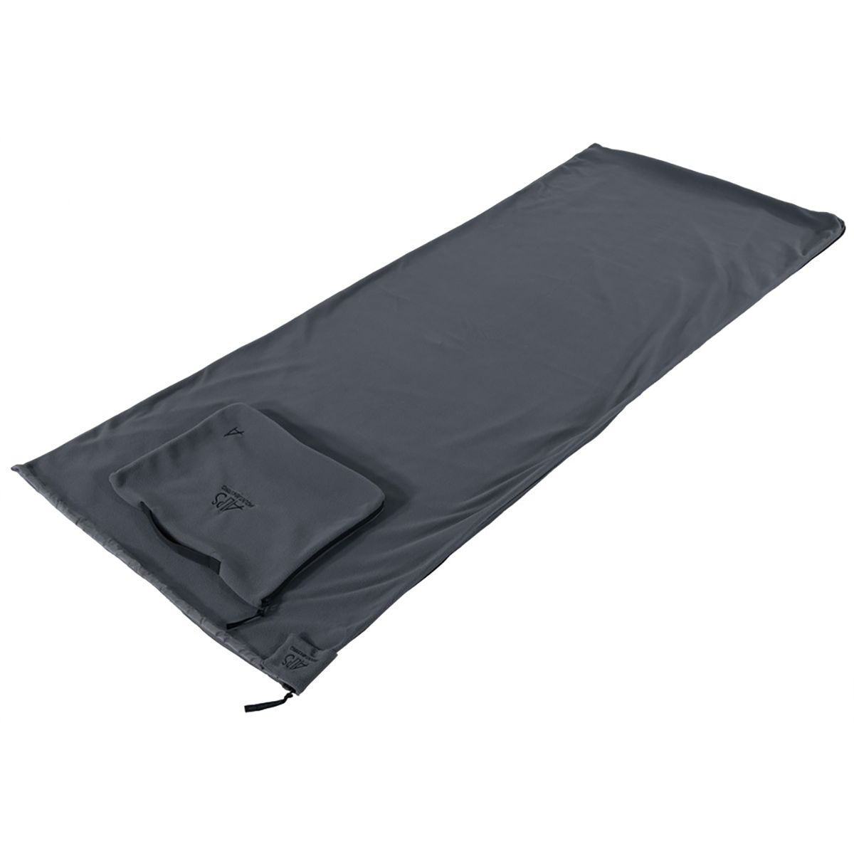 ALPS Mountaineering Fleece Bag Grey, One Size