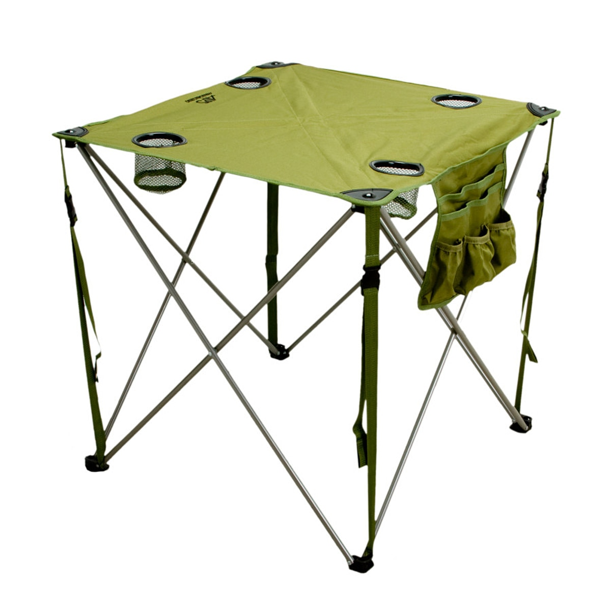 ALPS Mountaineering Chip Table Green, One Size
