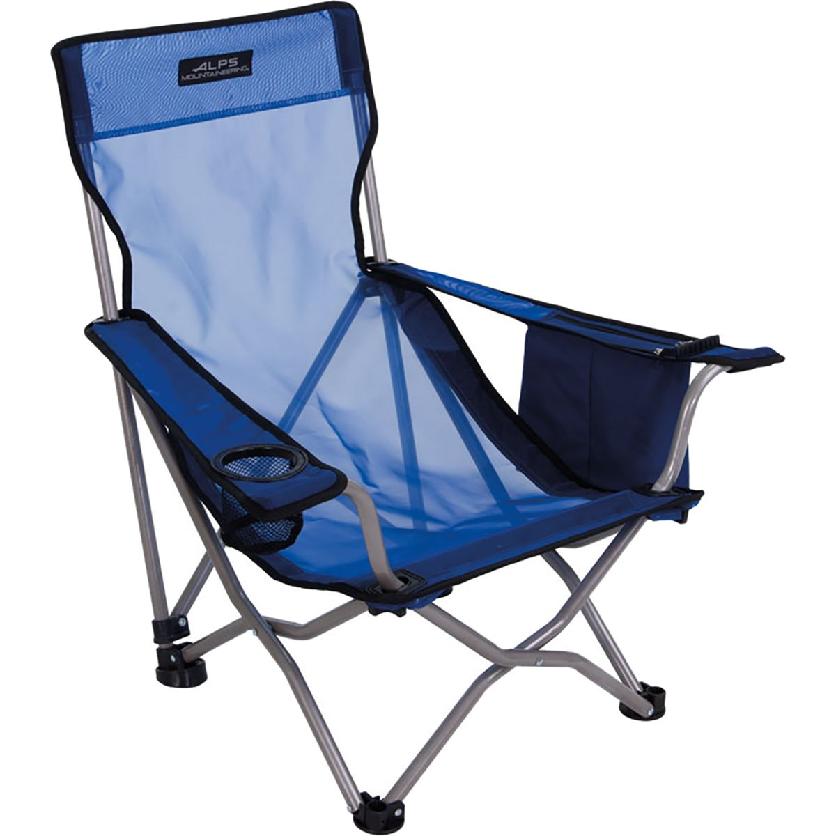 ALPS Mountaineering Getaway Chair Navy, One Size