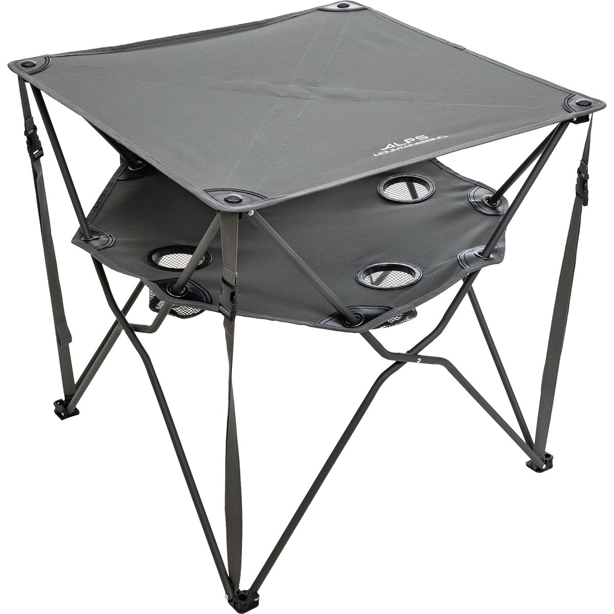 ALPS Mountaineering Lunar Table Gray, One Size