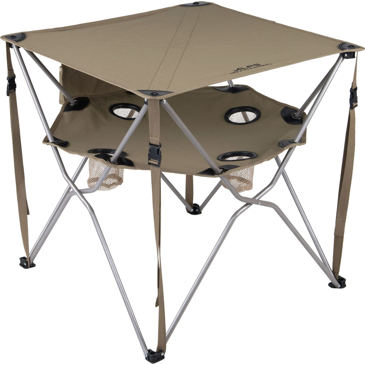 ALPS Mountaineering Lunar Table Khaki, One Size