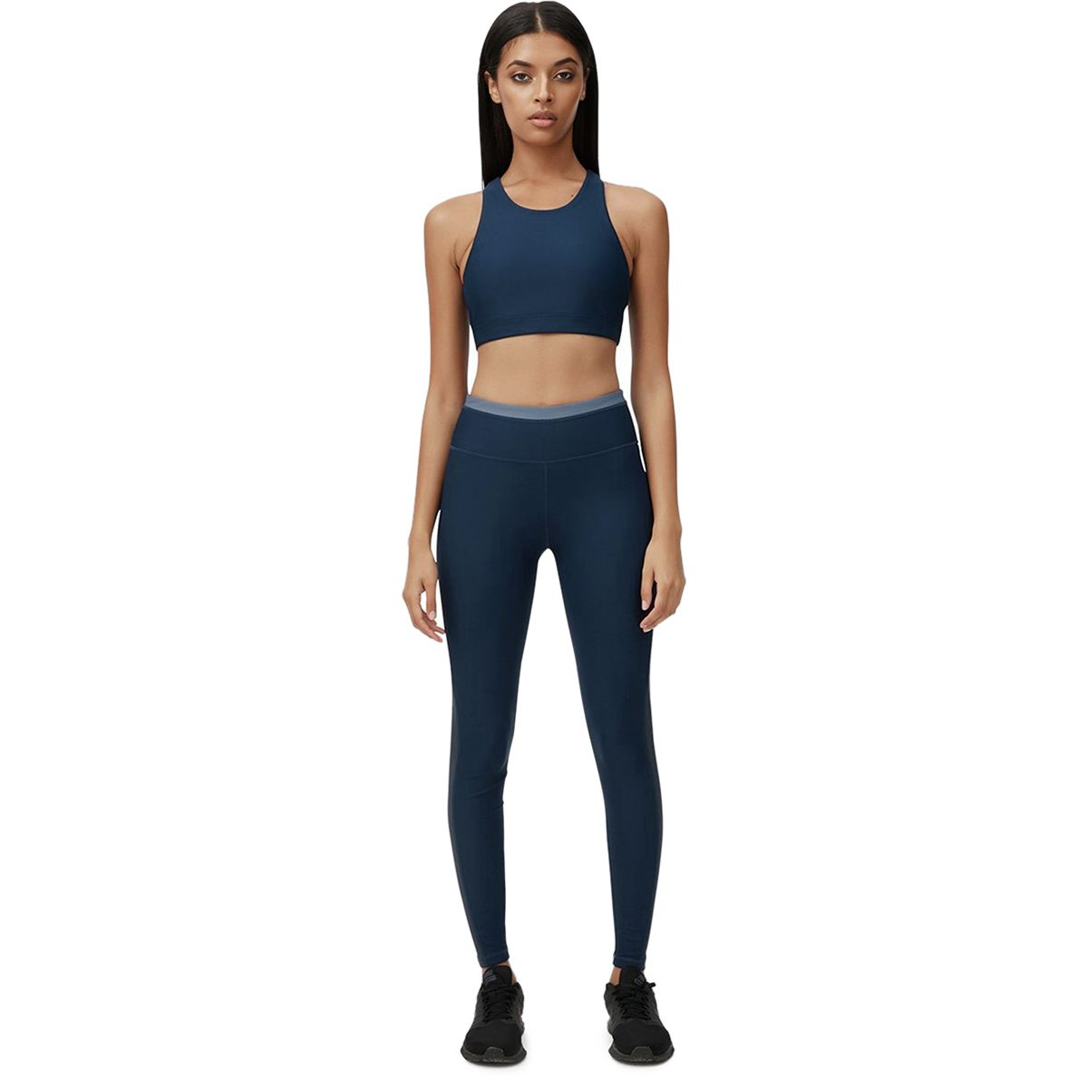 All Fenix Cosmo Blue Full Length Tight Womens