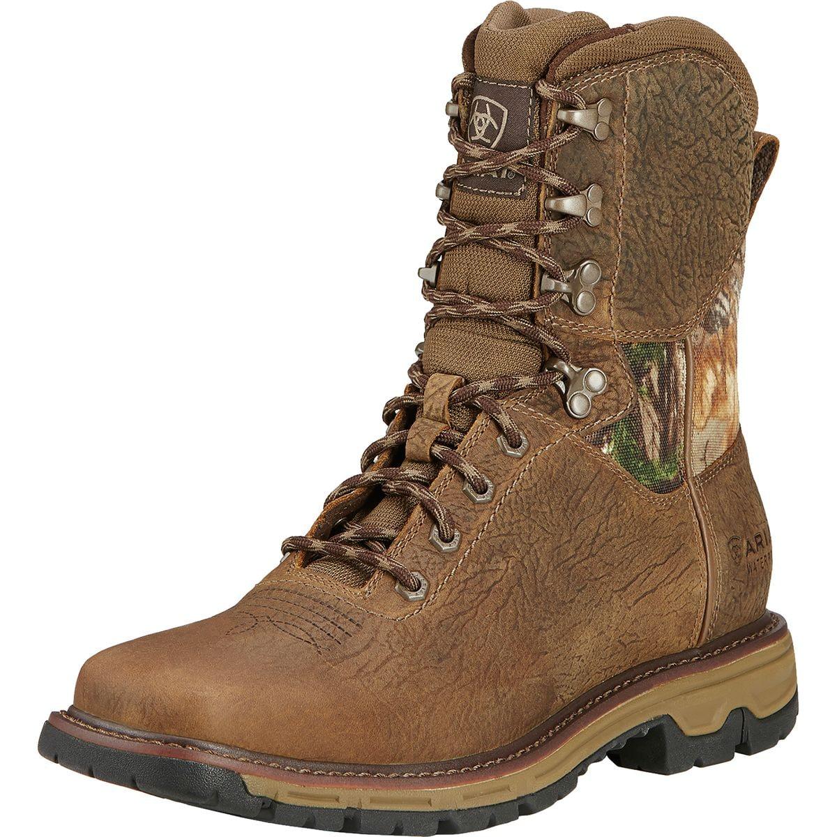 Ariat Conquest 8in H20 Boot - Men's