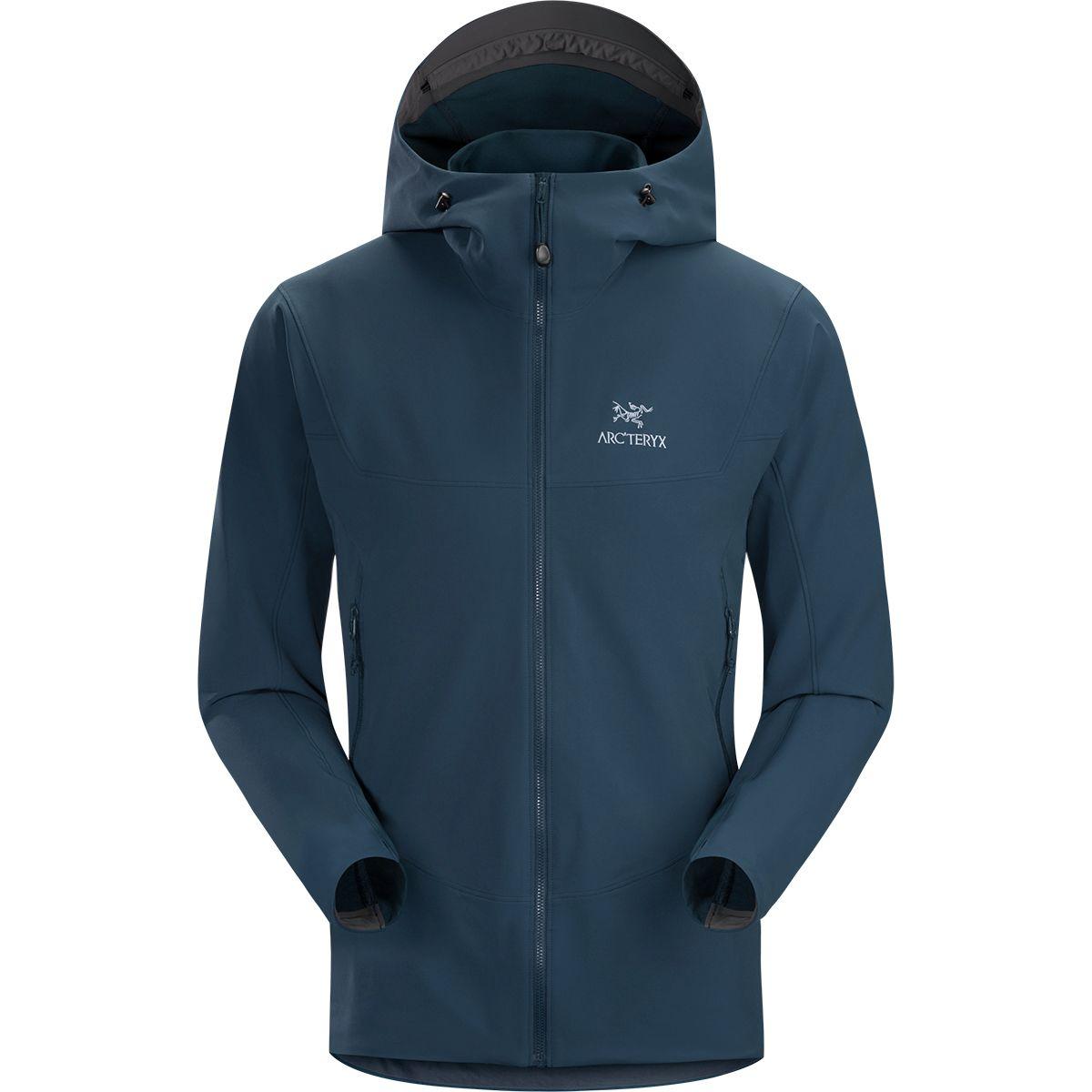 Gamma LT Hooded Softshell Jacket - Men