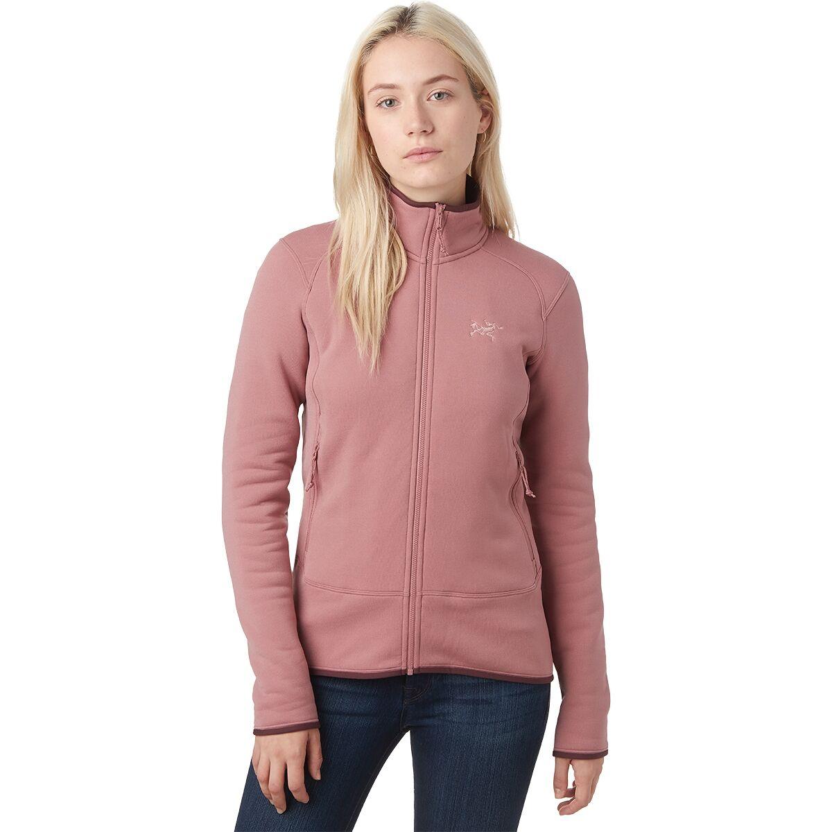 Kyanite Fleece Jacket - Women