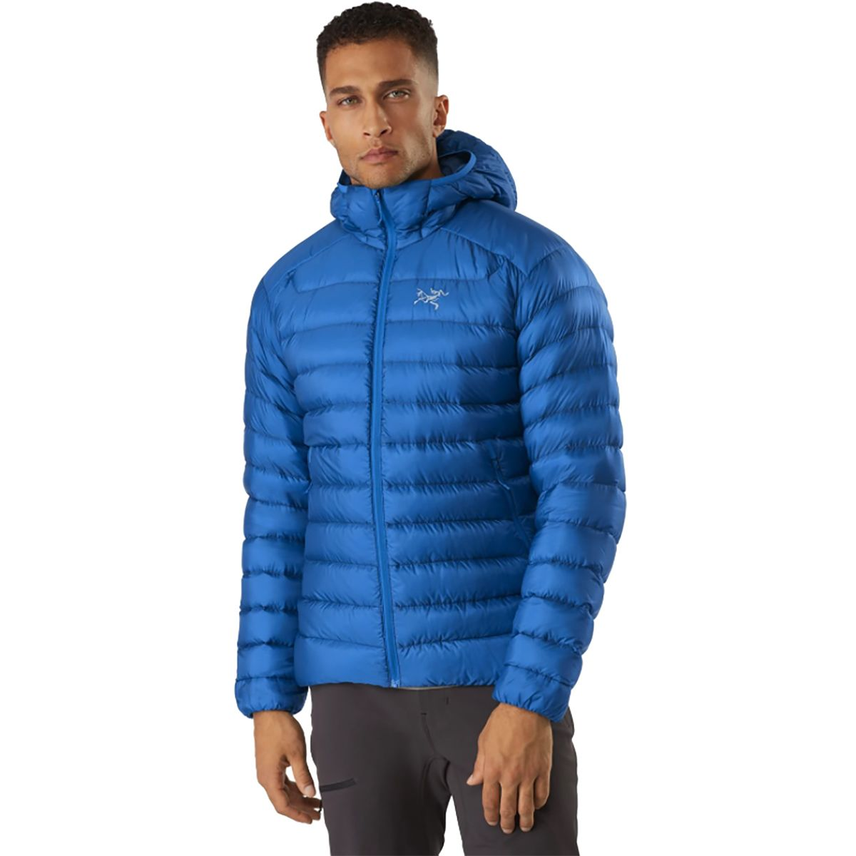 Cerium LT Hooded Down Jacket - Men