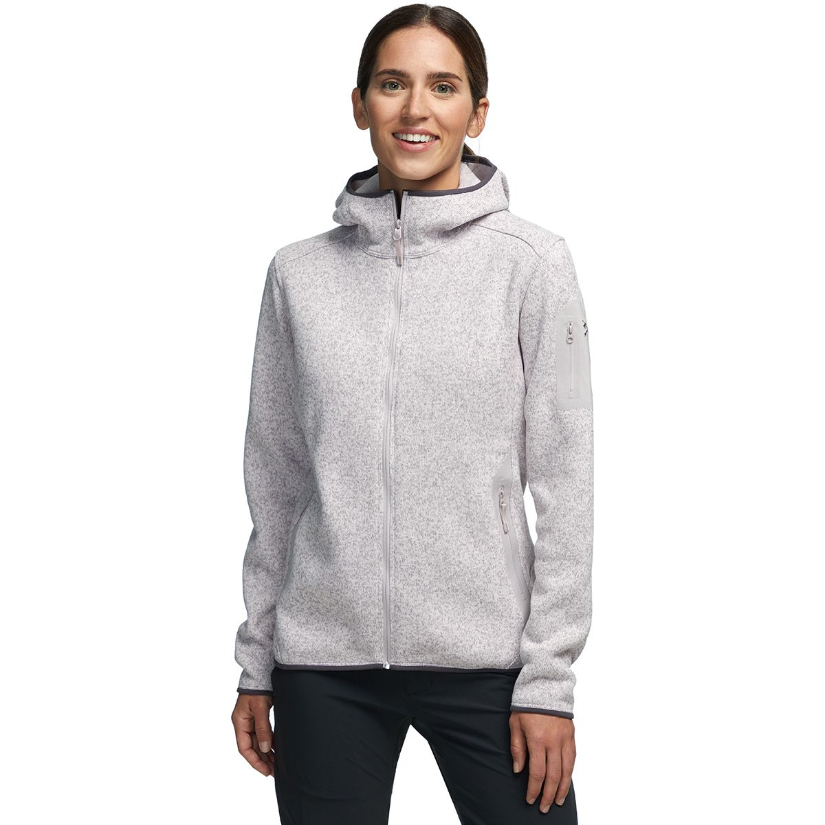Covert Hooded Fleece Jacket - Women