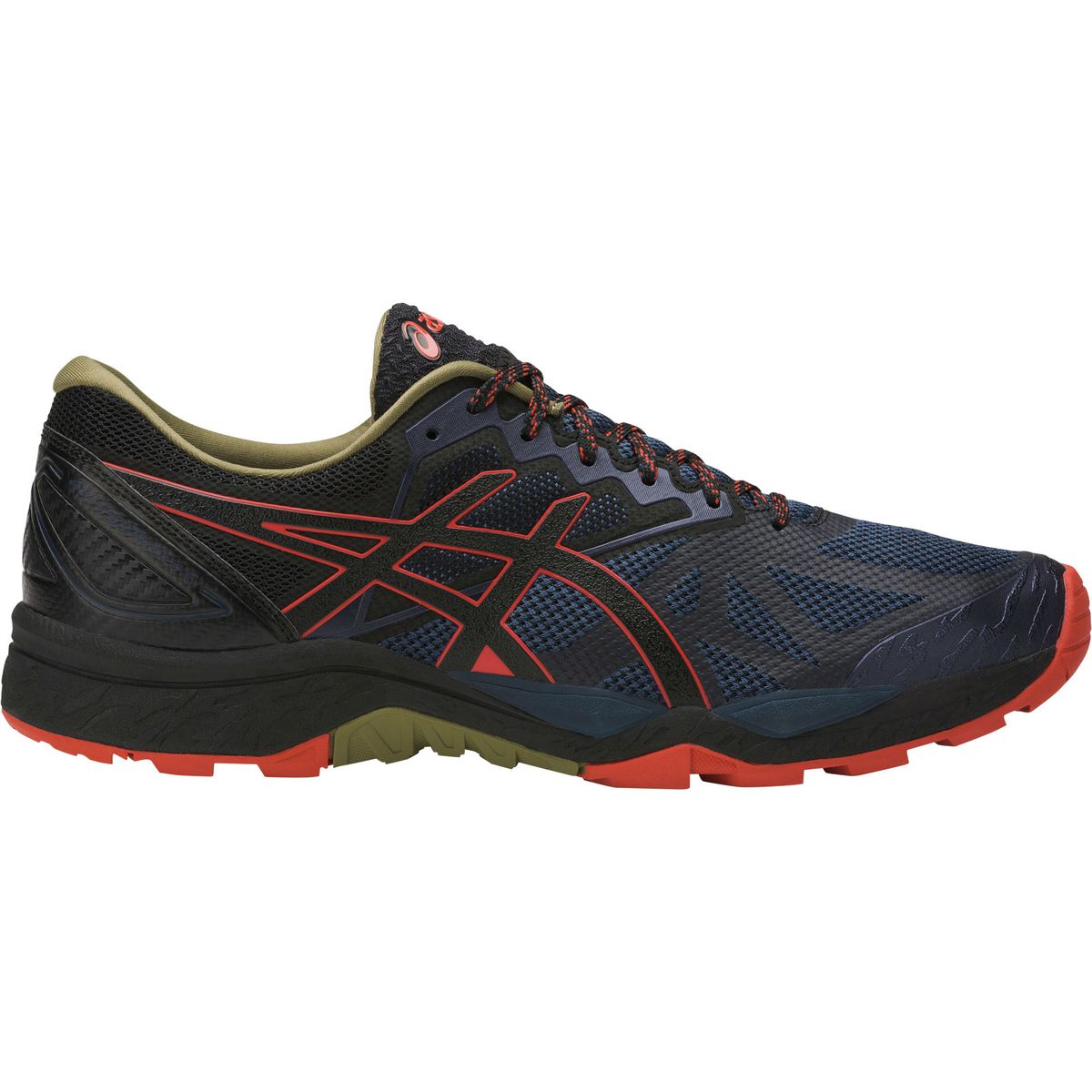Asics Gel Fujitrabuco 6 Trail Running Shoe Mens Asc00mx