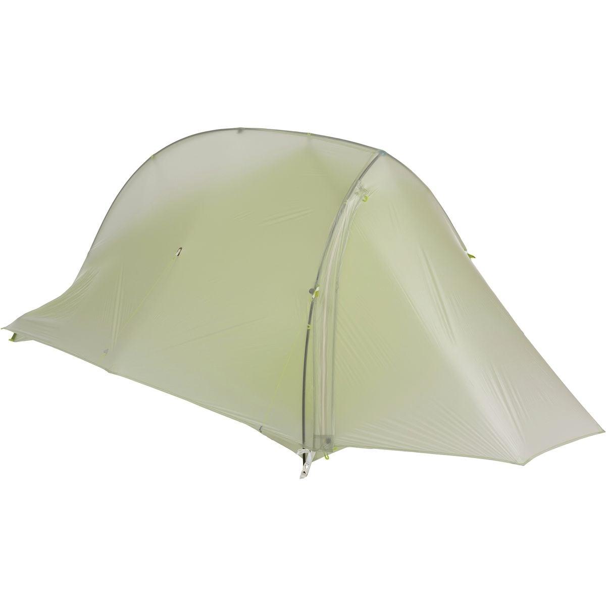 Big Agnes Fly Creek 1 Platinum HV Tent: 1-Person 3-Season