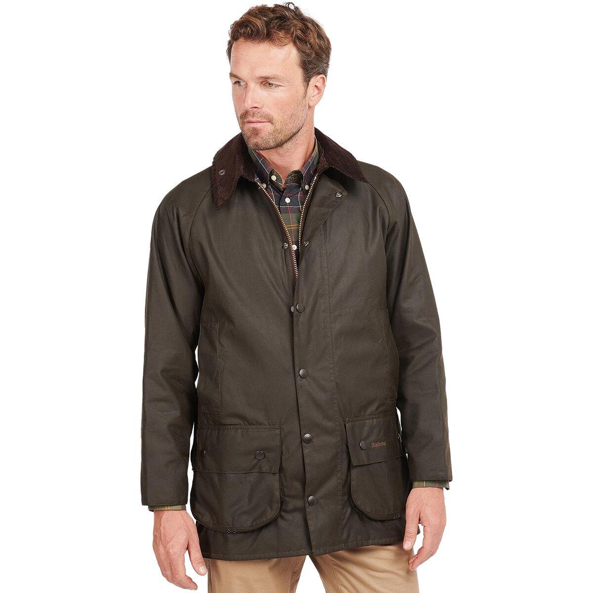 Barbour Classic Beaufort Wax Jacket - Men