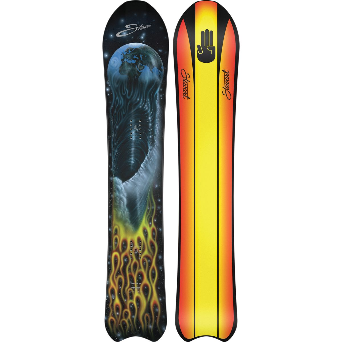 Bataleon Camel Toe Snowboard
