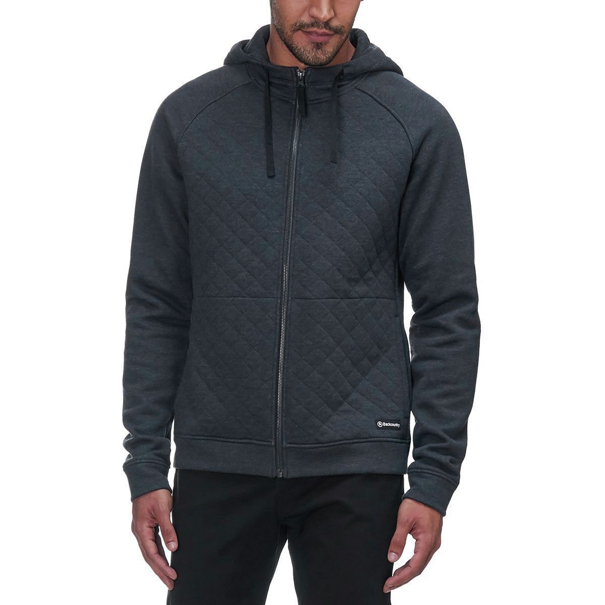 Backcountry Mountain Dell Quilted Hoodie Mens