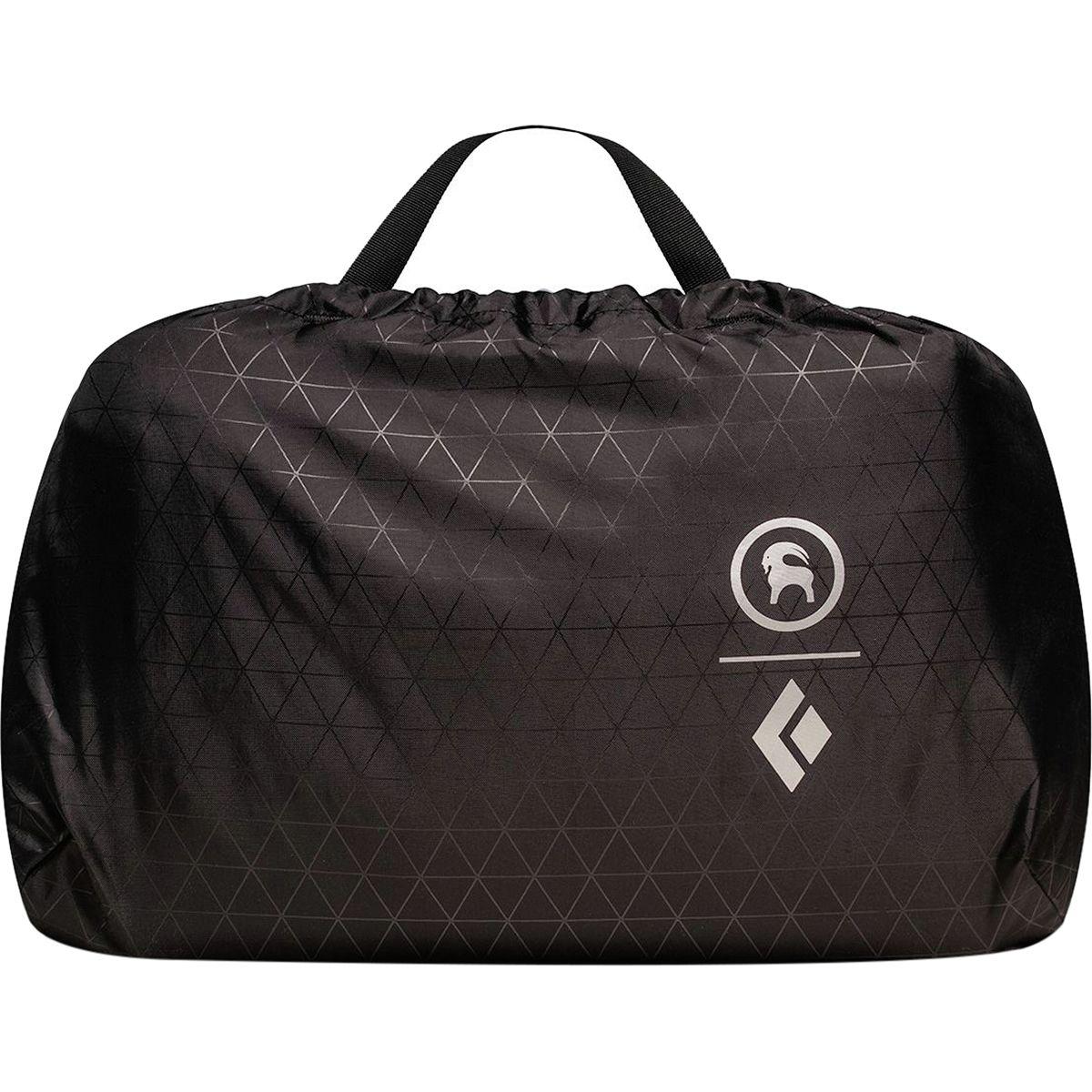 Backcountry x Black Diamond Stone Garden Rope Bag Black, One Size
