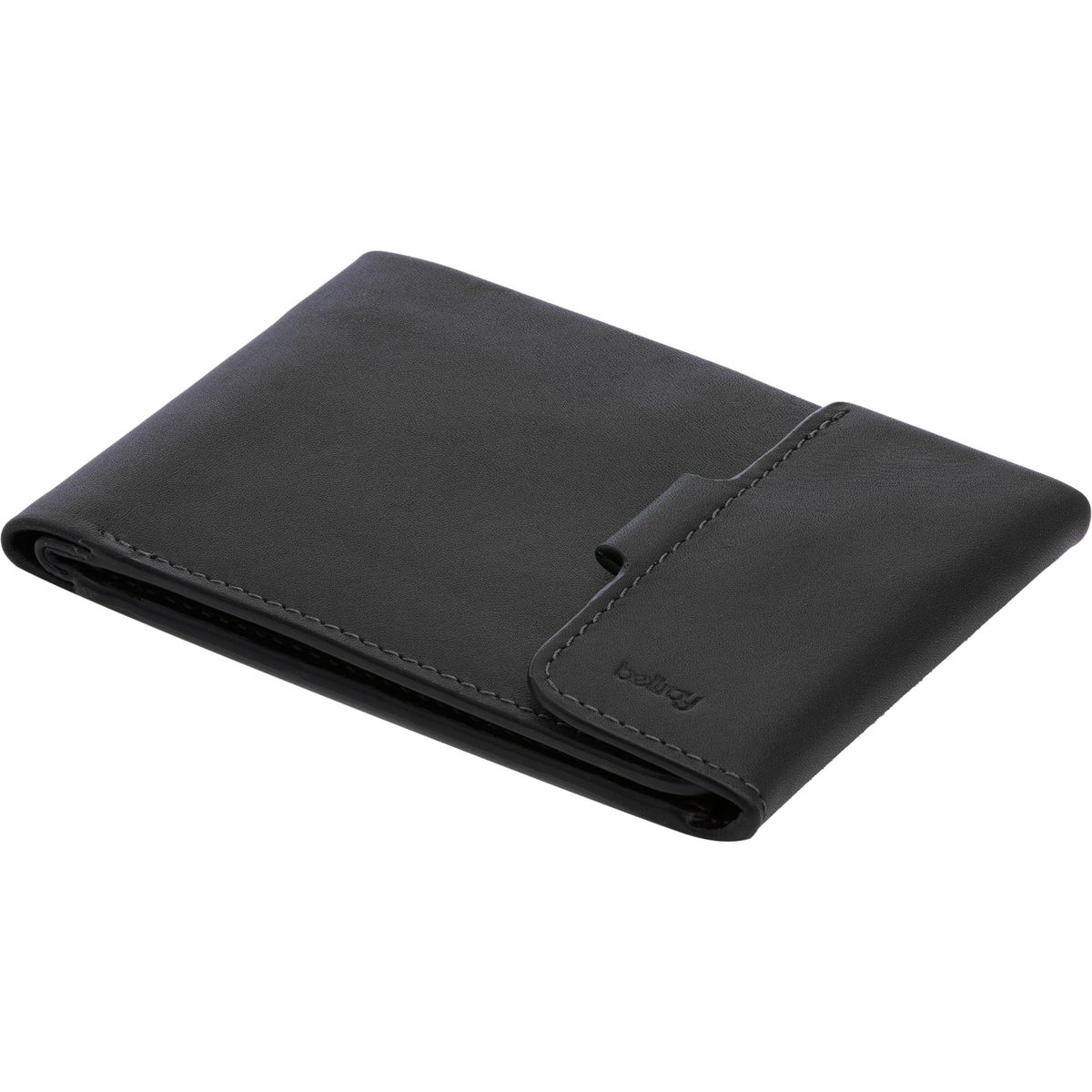 Bellroy Coin Fold Wallet  Mens Black One Size