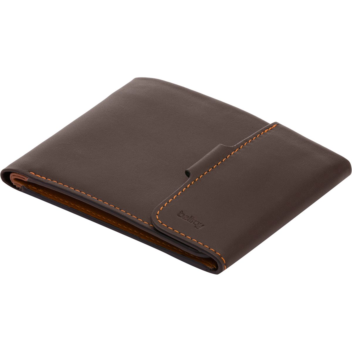 Bellroy Coin Fold Wallet  Mens Java One Size