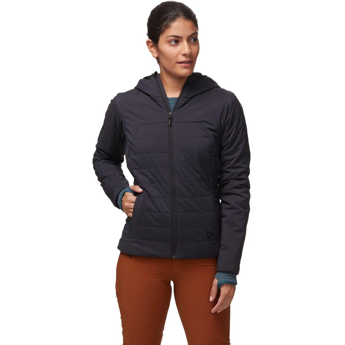 First Light Hooded Insulated Jacket - Women