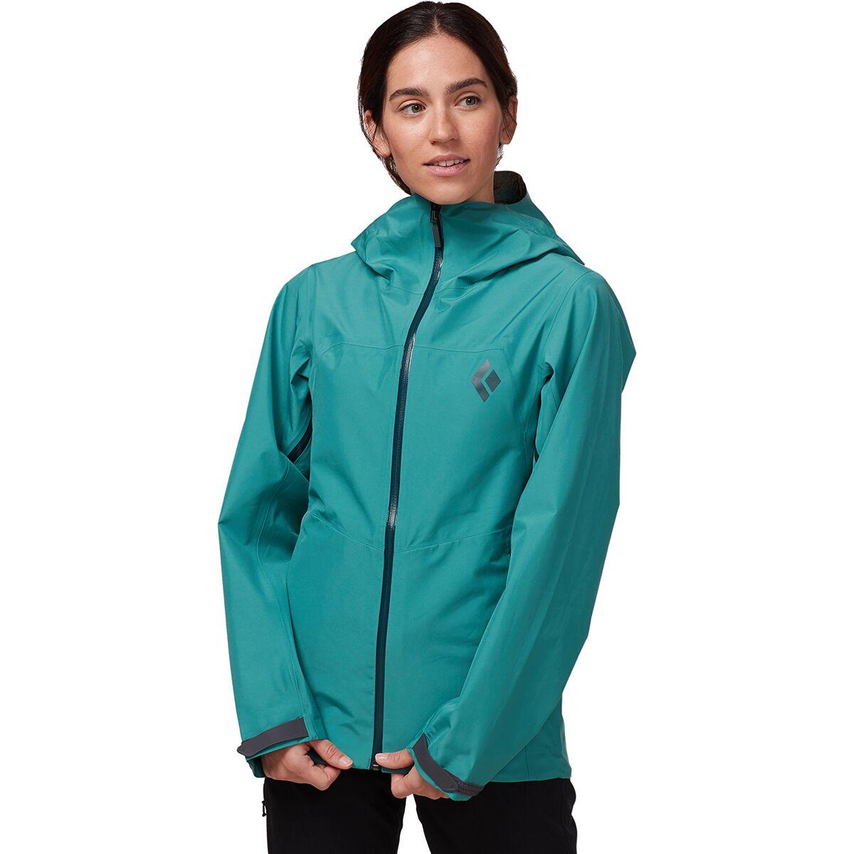 Liquid Point Shell Jacket - Women