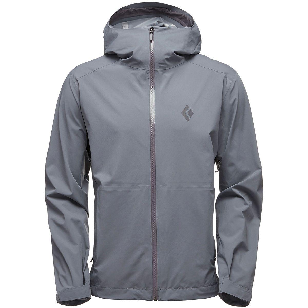 Stormline Stretch Rain Shell Jacket - Men