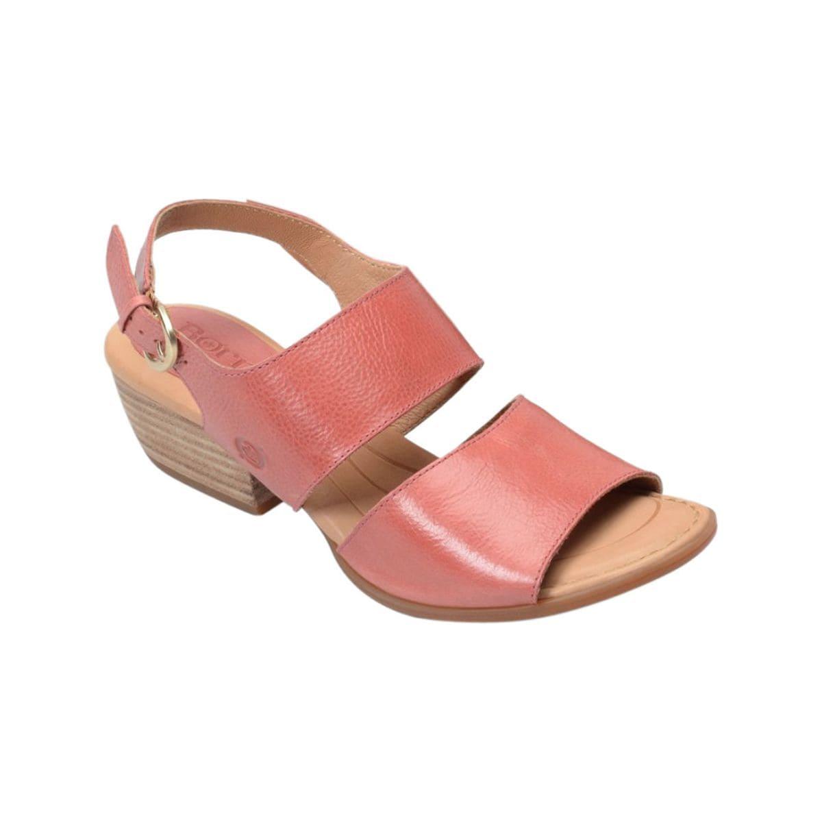 Born Shoes Ahna Sandal  Womens Marlboro 110
