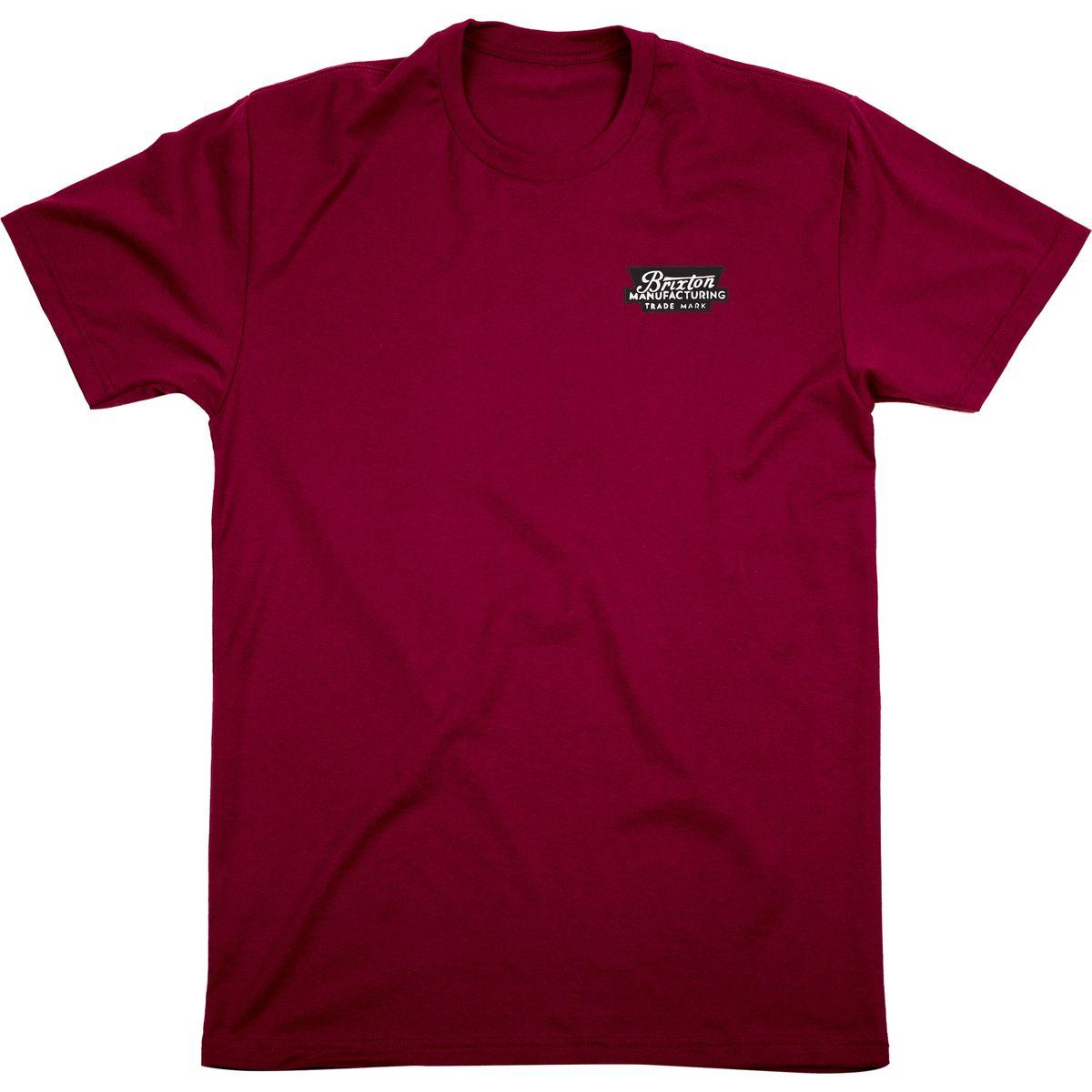Brixton Plymouth T-Shirt - Men