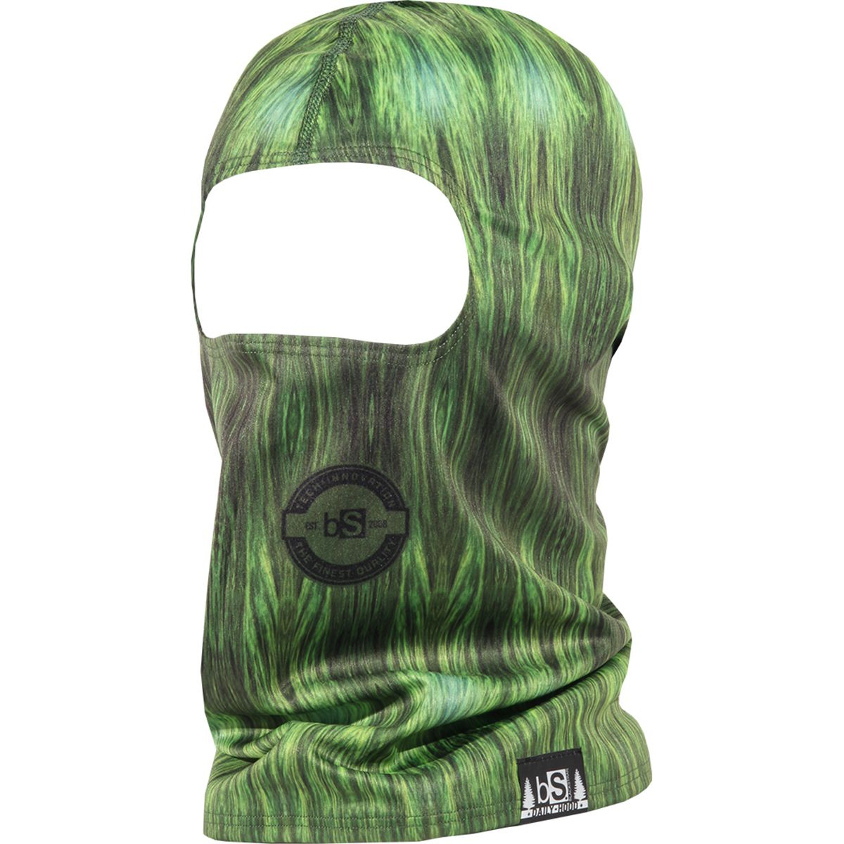 BlackStrap Daily Hood Green Moss One Size