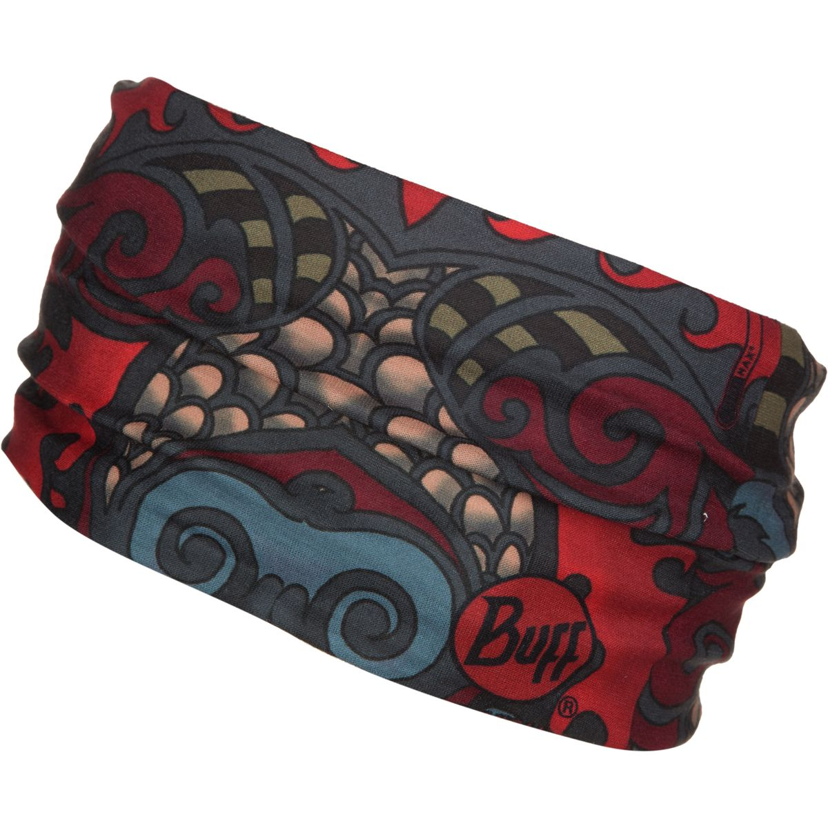 photo: Buff Half UV Buff balaclava