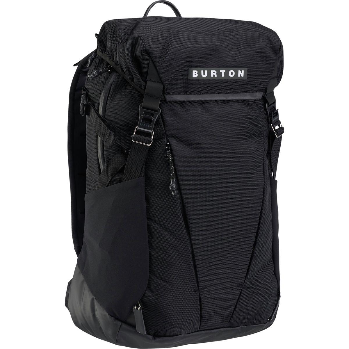 Burton Spruce 26L Backpack True Black Ballistic, One Size