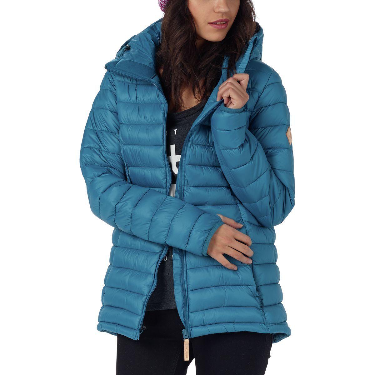 Burton Evergreen Hooded Synthetic Insulator Jacket - Women