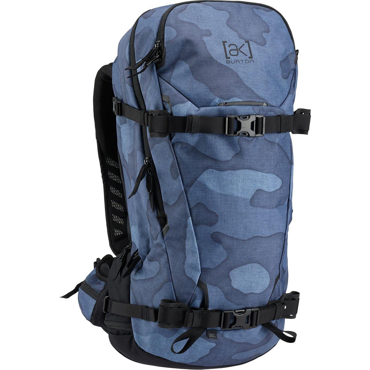 Burton AK Incline 30L Backpack Arctic Camo Print, One Size