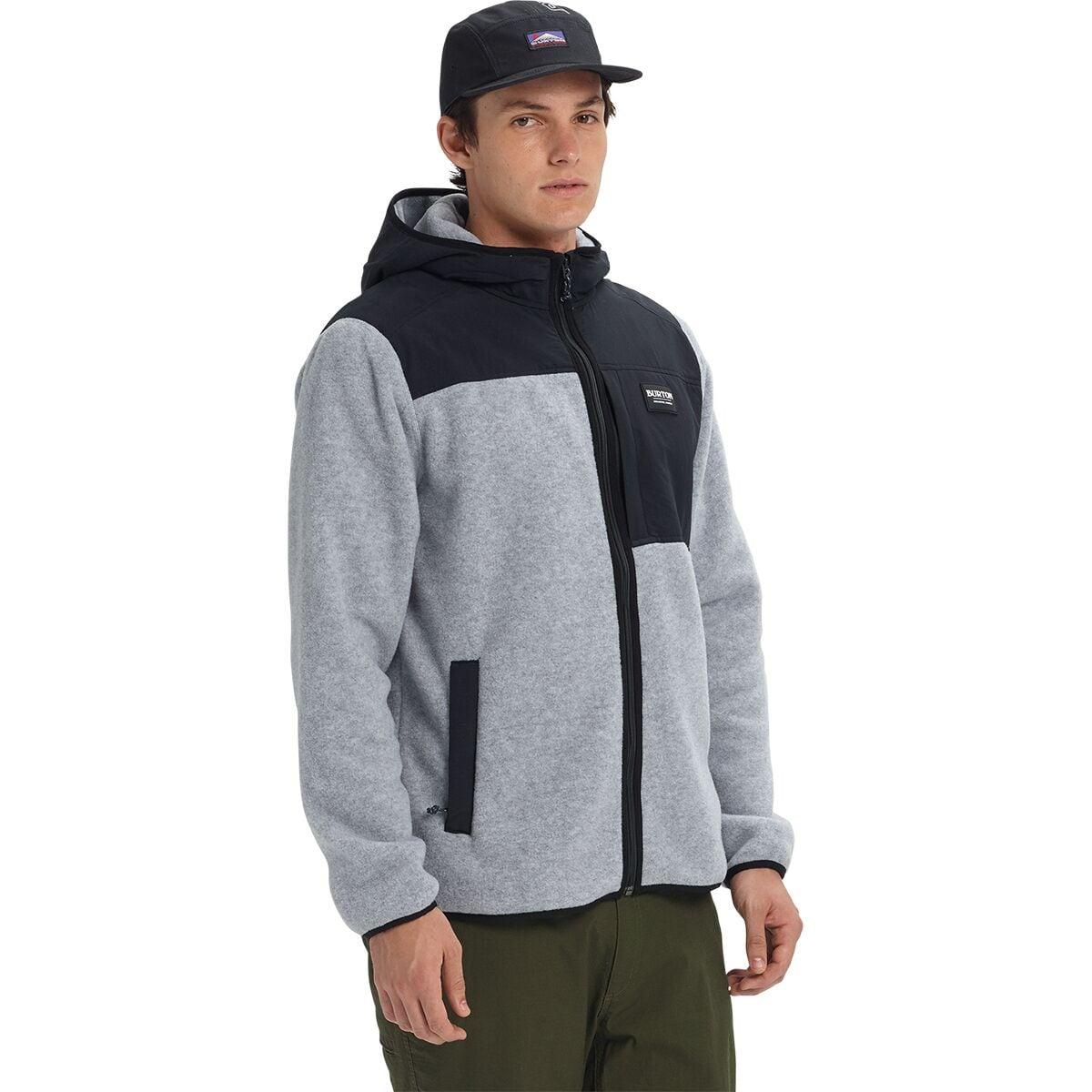 Hearth Hooded Full-Zip Jacket - Men
