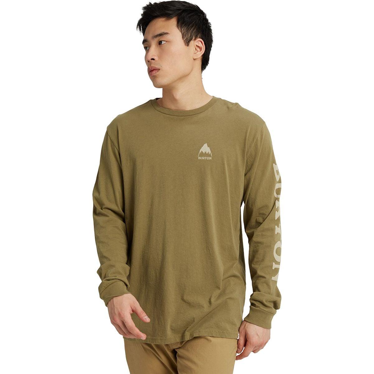Elite Organic Long-Sleeve T-Shirt - Men