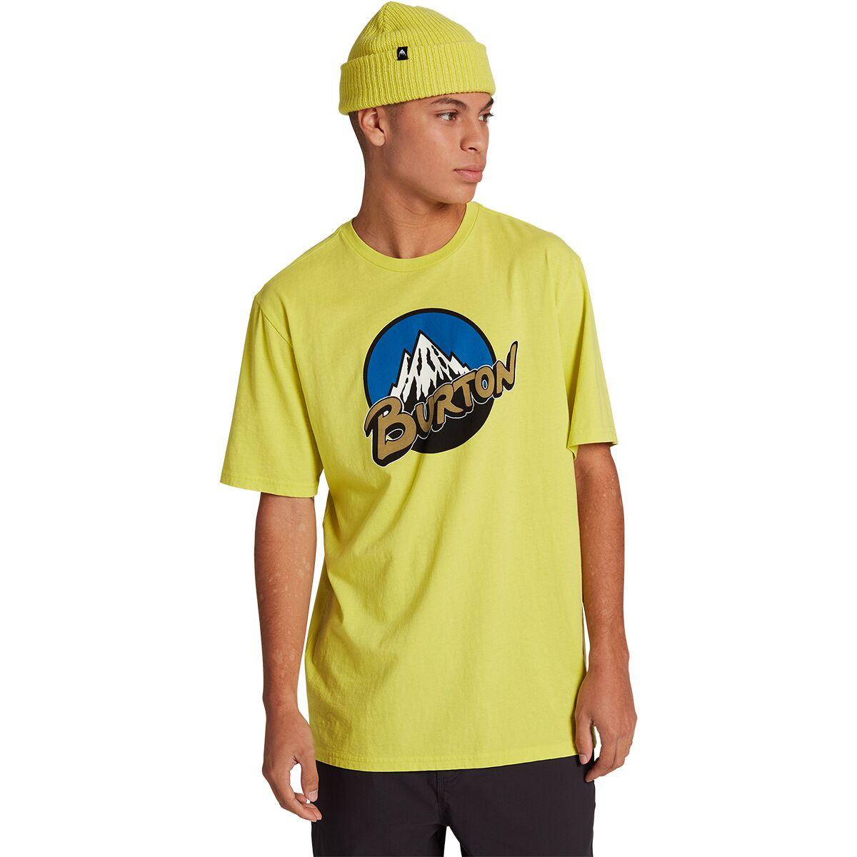Retro Mountain T-Shirt - Men