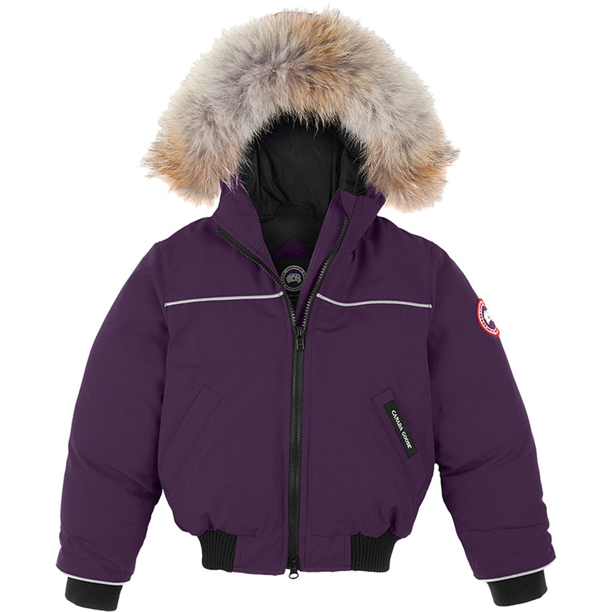 Canada Goose Grizzly Bomber Down Jacket - Toddler Girls