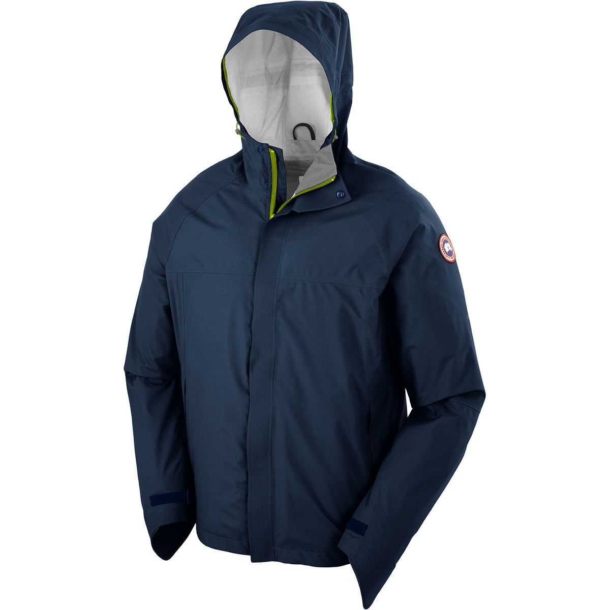 Canada Goose Alderwood Jacket  Mens Midnight Blue Green Aster L