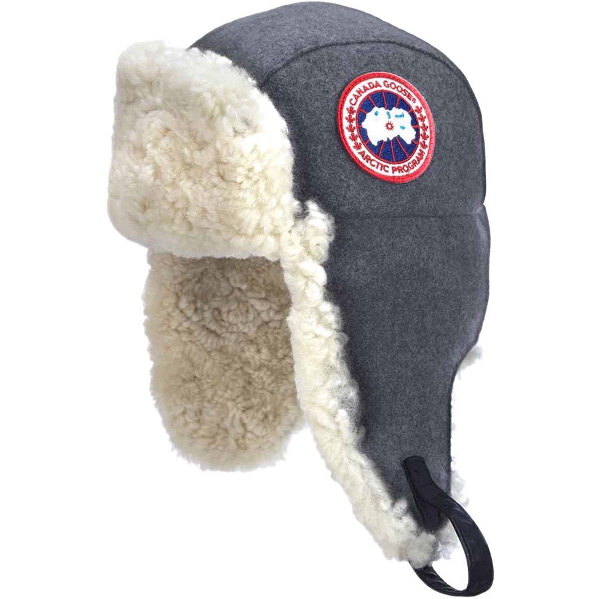 photo: Canada Goose Shearling Pilot Hat winter hat