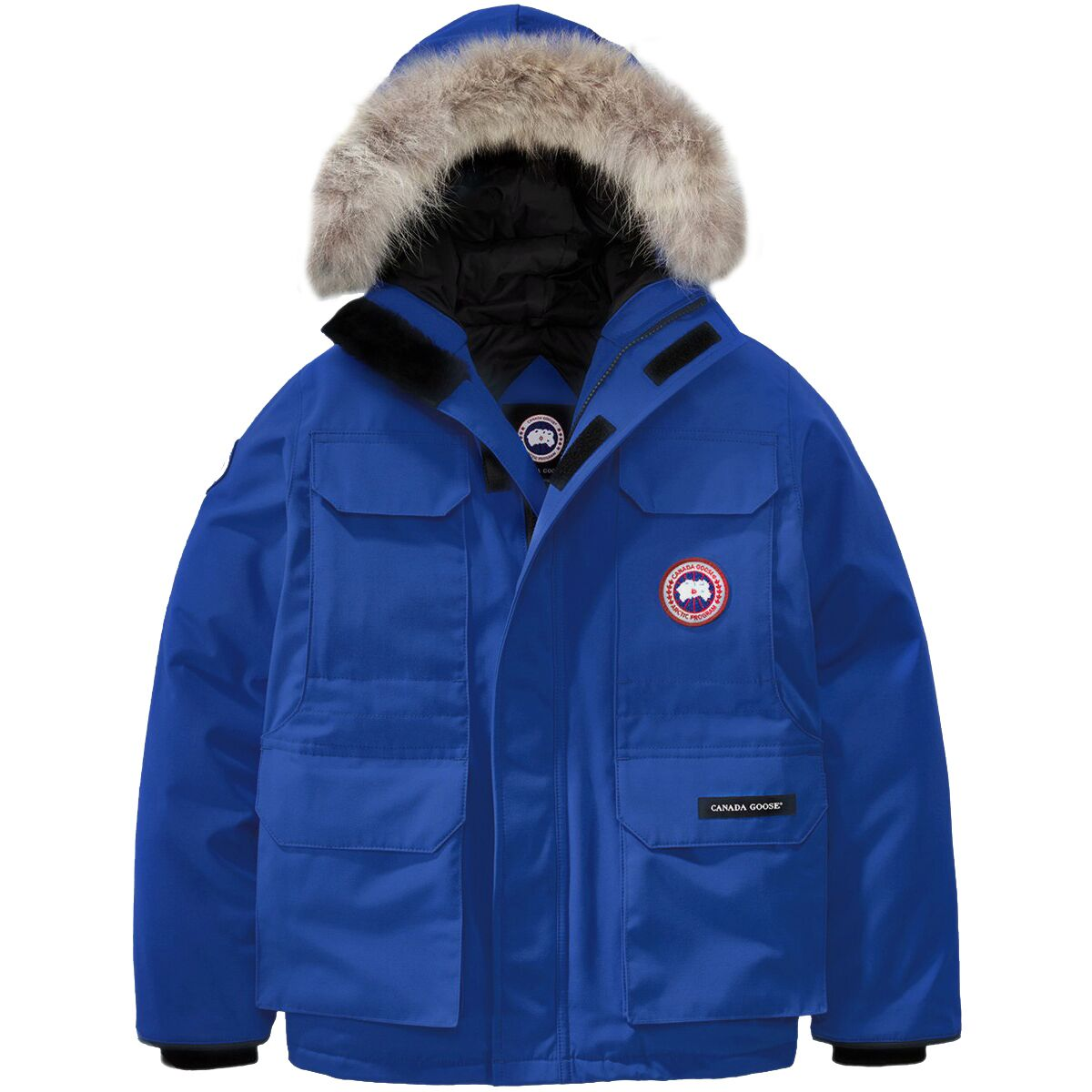 photo: Canada Goose Boys' PBI Expedition Parka