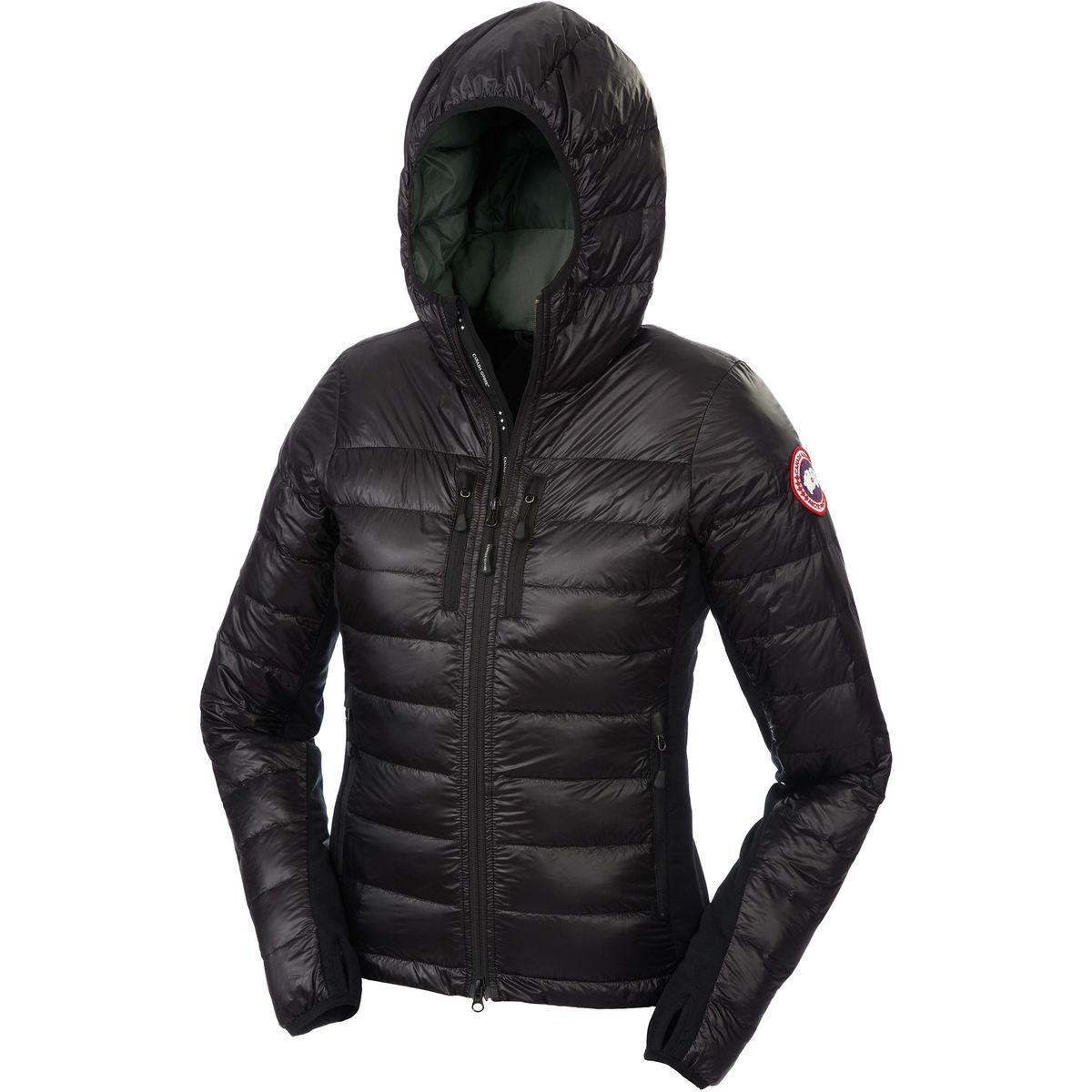 Canada Goose Hybridge Lite Hooded Down Jacket - Women