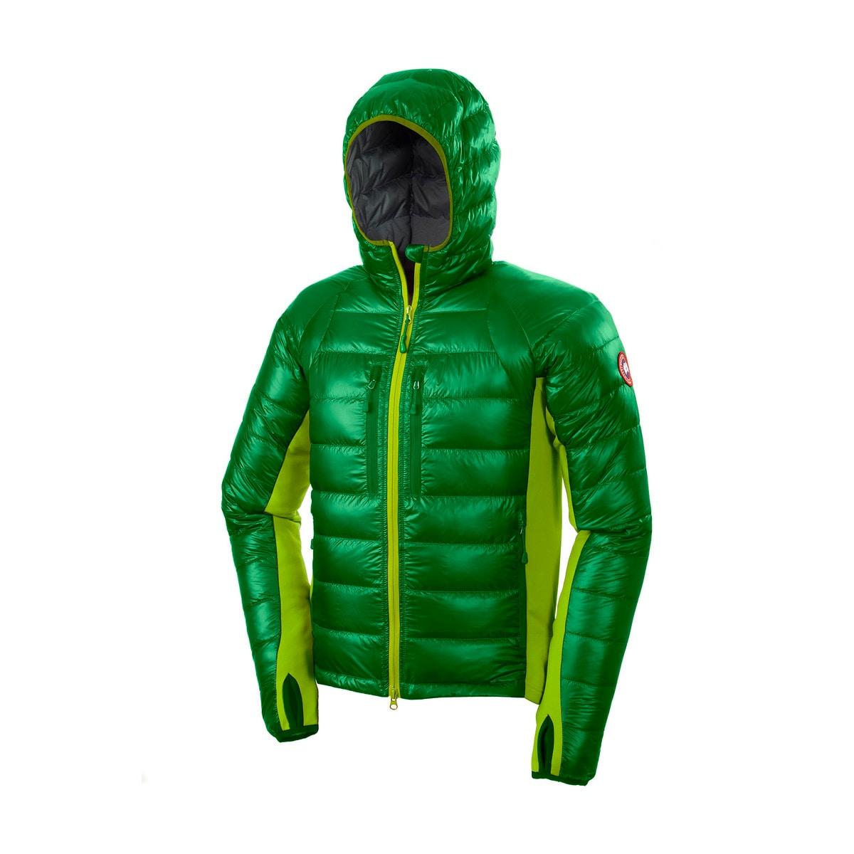 Hybridge Lite Hooded Down Jacket - Men