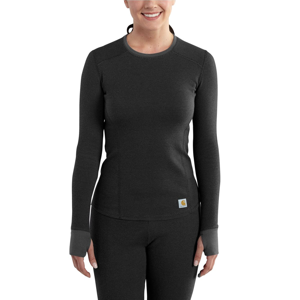 Carhartt Base Force Cold Weather Crewneck Top  Womens
